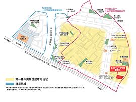 和光市では、現在大型の区画整理事業が進行中です。和光市駅前から続く東京ドーム約7.8個分(約36.8ha)もの大型区画整理事業で、その事業地内に立地する同物件は、安全で暮らしやすい街として生まれ変わる、将来が楽しみな住環境です。