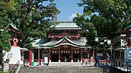富岡八幡宮 約700m(徒歩9分)