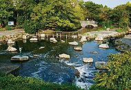 仙台堀川公園 約780m(徒歩10分)(2015年3月撮影)