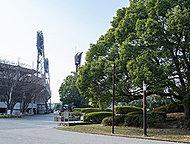 わかさスタジアム 約1,340m(徒歩17分)※平成27年12月撮影