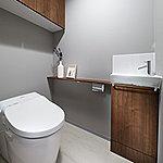 ゆとりの空間と清潔さにこだわった機能。ラクなお掃除できれいが長持ちします。