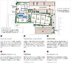 「モノ」と「スペース」のシェアから、新しいマンションづくりを考える。