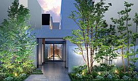 マンションでも戸建でもない住まい。「ザ・ロアハウス吉祥寺」は、住まいが横並びに連なる低層の集合住宅。戸建のような立体的な空間構成をお楽しみいただきながら、マンションのような設備やセキュリティなどによる、快適で安心な暮らしを叶えます。