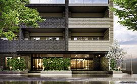 千葉都心の中枢に、新たな気品と邸宅景を描く。