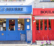 Boule Beurre Boulangerie(ブールブール・ブーランジェリー) 約330m(徒歩5分)