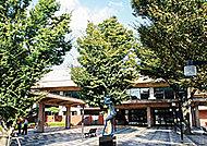 熊本県立劇場 徒歩6分/約480m