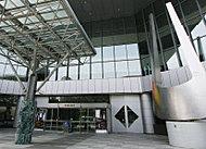 石川県立音楽堂 徒歩10分/約750m※平成28年4月撮影