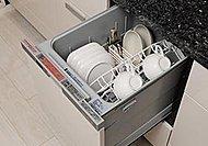 スイッチひとつで洗浄から乾燥まで自動で行い、家事の負担を減らすと共に、節水にも貢献します。※1.特定保守製品に該当します。