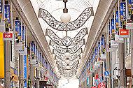 新小岩ルミエール商店街 徒歩9分/約660m