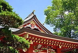 東小松川香取神社 約500m(徒歩7分)