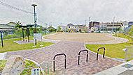 大久保駅北公園 約100m