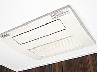 洗濯物の乾燥機能に加え、暖房機能や心も体もリラックスできるミストサウナ機能も備えています。