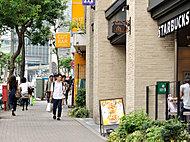 権之助坂商店街 約1,300m(徒歩17分)
