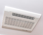 冬場でも快適に入浴できる暖房機能付の浴室乾燥機。雨の日のお洗濯にも役立ちます。