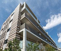 バルコニーからは低層住宅(※1)が広がる、開放感のある見晴らし!!深呼吸したくなる40邸のレジデンスデビュー