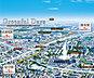 航空写真 ※掲載の航空写真(2019年11月撮影)は一部CG加工を施したもので、実際とは異なります。現地を示す光は階数や規模を表すものではありません。,2LDK・3LDK,面積53.96㎡~70.52㎡,価格未定,京王線「武蔵野台」駅 徒歩9分,西武多摩川線「白糸台」駅 徒歩10分,東京都府中市白糸台4丁目66番1