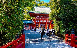 武蔵一宮氷川神社 約1,090m(徒歩14分)