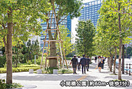 小関橋公園 約60m(徒歩1分)