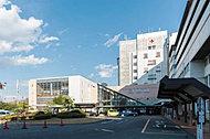 武蔵野赤十字病院 約360m(徒歩5分)