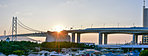 6Fバルコニーからの眺望(平成28年11月撮影)
