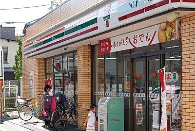 セブンイレブン世田谷羽根木店 約80m(徒歩1分)