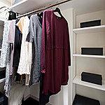 主寝室には、衣類がしまいやすく取り出しやすい大容量のウォークインクローゼットを設けました。(※M・Mtタイプ除く)