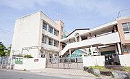 熱田区日比野中学校 本校舎約1,270m、南校舎約1,530m
