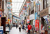 なかのぶスキップロード商店街 約360m(徒歩5分)