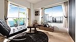 フレキシブルに利用できる洋室は、書斎やホビールームとしての利用も可能。