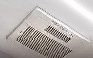 暖房、換気、涼風、乾燥と1台で4機能。