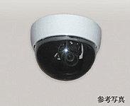 エントランスに防犯カメラを6台設置。不審者の侵入防止に効果を発揮します。