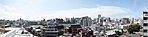 南側眺望  現地8階より南側方面を撮影(京王八王子駅・JR八王子駅方面)