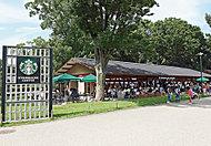 上野恩賜公園 約1,040m