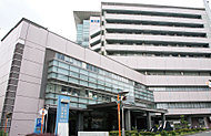 東大阪市立総合病院 約1,260m(徒歩16分)