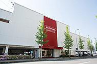 コナミスポーツクラブ高松 約520m(徒歩7分)