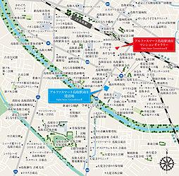 アルファスマート鳥取駅南IIのその他