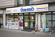 ミニストップ嵐山駅前店 約70m(徒歩1分)