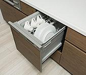 家事の強い味方、食器洗い乾燥機を標準装備。手洗いよりも節水効果が期待できます。