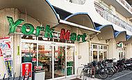 ヨークマート磯子店 約600m(徒歩8分)