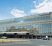 千葉大学医学部附属病院 約1,500m(自転車8分)