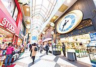 中野サンモール商店街 約1,100m(徒歩14分)