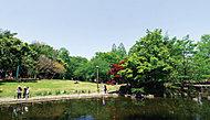 蚕糸の森公園 約300m(徒歩4分)