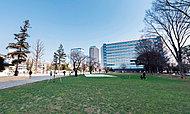 中野四季の森公園 約1,100m(徒歩14分)