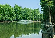 秋ヶ瀬緑道 約690m(徒歩9分)