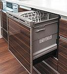 洗浄力に、使い勝手に、優れた基本機能を備えたエコ仕様の食洗機です。