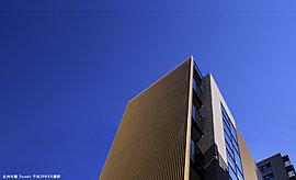誇れる建築意匠。※平成28年8月撮影