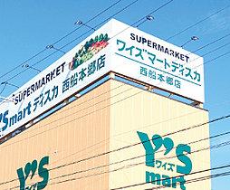 ワイズマートディスカ西船本郷店 約400m(徒歩5分)