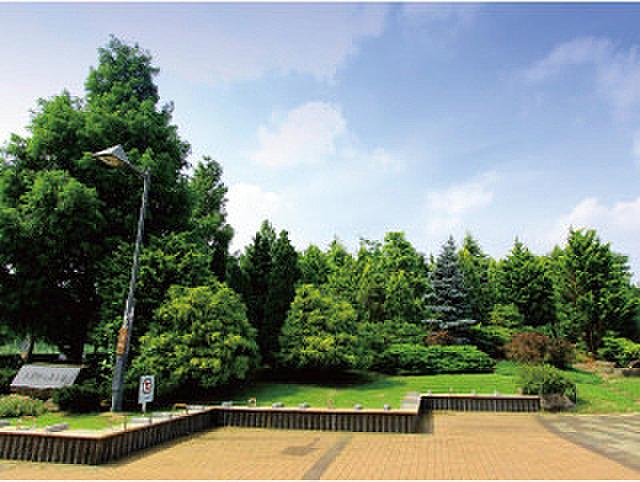 武蔵野の森公園 約2,65km