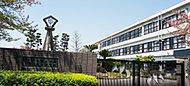 姫路市立白鷺小学校・中学校 約860m(徒歩11分)