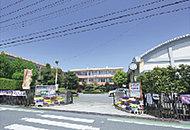 市立鴻巣中学校 約640m(徒歩8分)